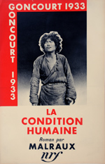 I read for you The Human Condition (André Malraux)