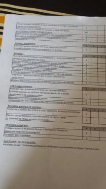 Evaluation Thalia