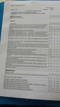 Evaluation Tycia