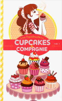 Livre Cupcakes & Compagnie - France Loisirs