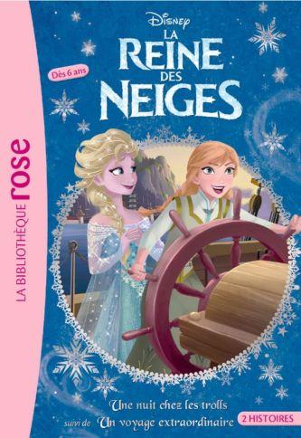 Livre La Reine des Neiges - France Loisirs