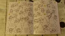 Un tas de choses à trouver et à colorier Noël - Editions Usborne