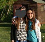 Thalia et sa copine ♥
