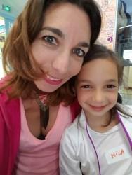 Sortie scolaire avec Mila