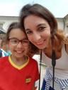 Sortie scolaire avec Thalia