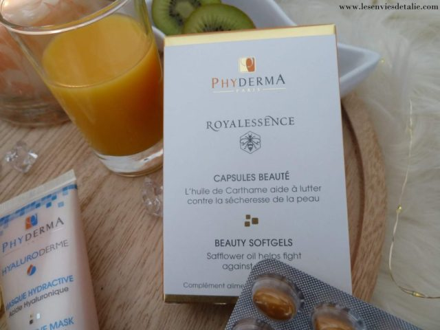 Capsules beauté Royalessence Phyderma