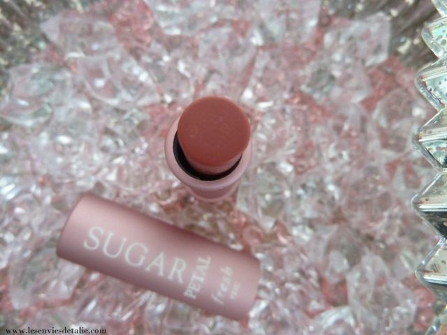 Raisin du Sugar Tinted Lip Treatment Fresh teinte rosé