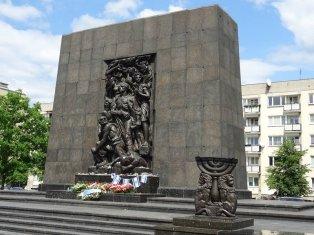 Monument aux héros du Ghetto