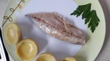 maquereau mariné