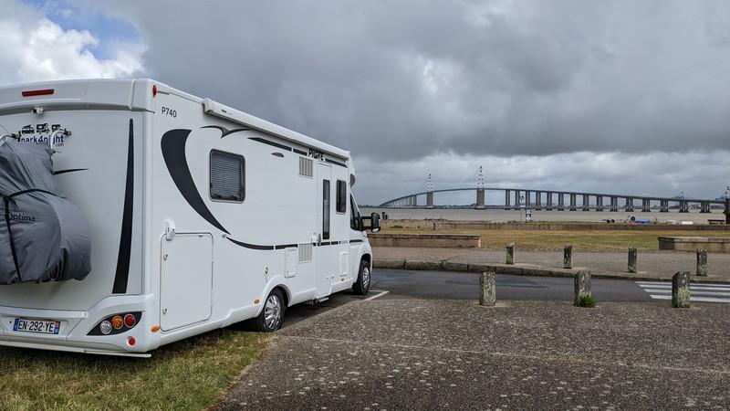 loire atlantique en camping-car