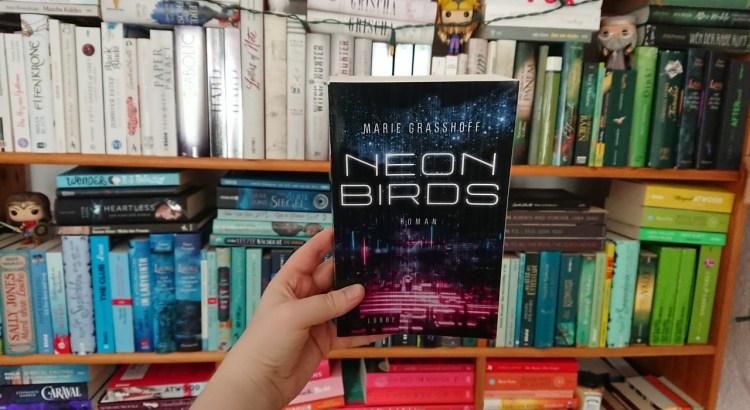 Marie Grasshoff Neon Birds