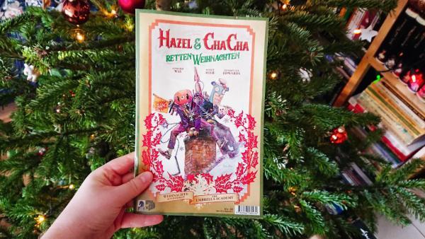 Hazel Cha Cha Weihnachten