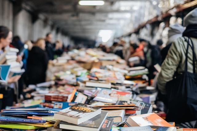 Buchbranche: Hilfe vom Bund