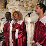 Groupe live de gospel traditionnel