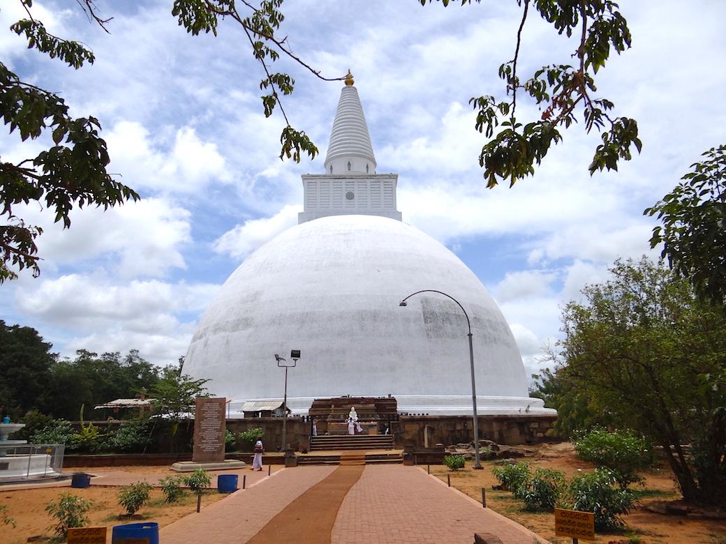 visiter anuradhapura pour quoi faire au sri lanka
