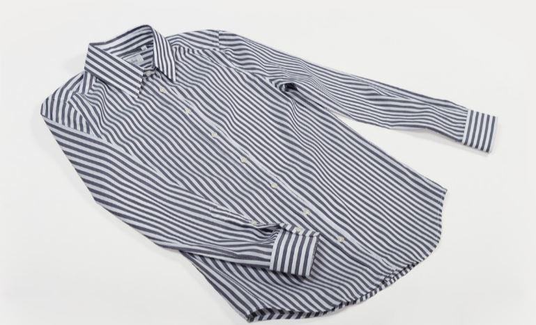 chemise-popeline-rayée-maison-standards