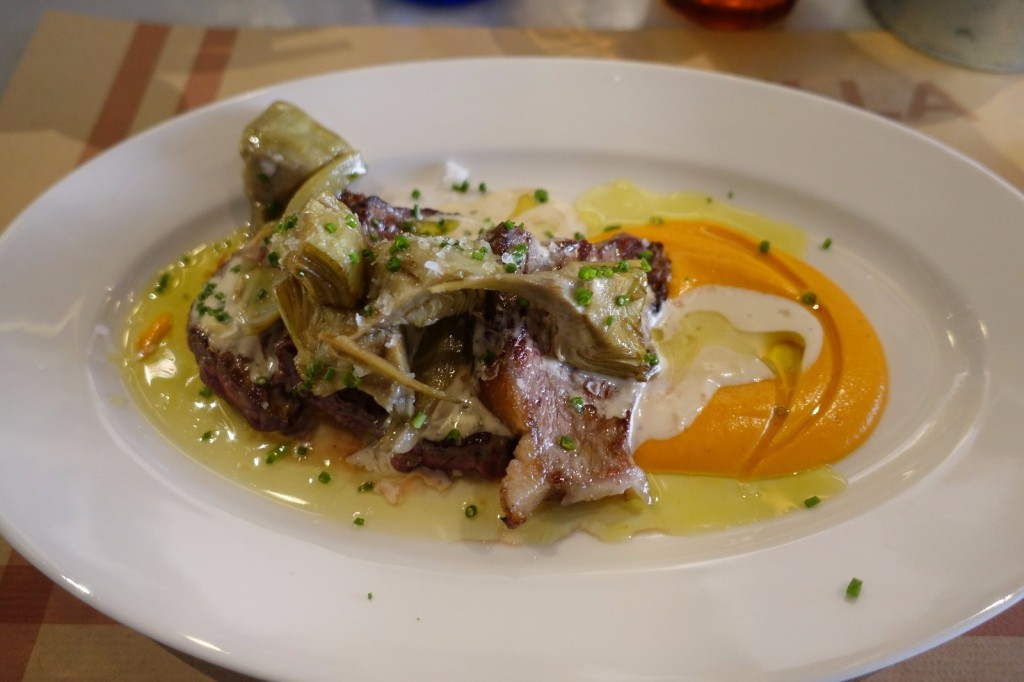 les-exploratrices-barcelone-gracia-la-pubilla-restaurant-plat-principal