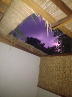 la salle de bain du 3w cottage sur gili air