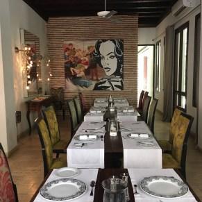 restaurant LM à carthagène