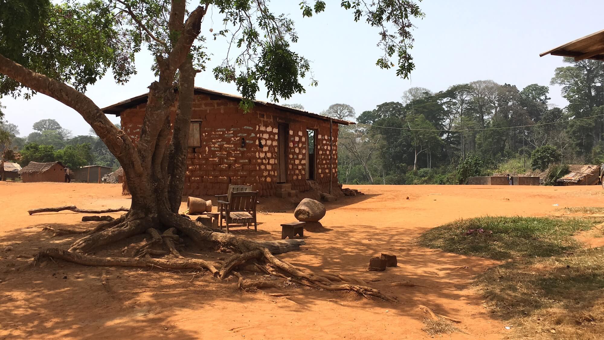 Quoi faire en cote d'ivoire et au village de lieupleu