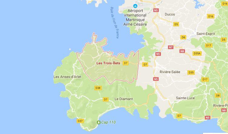 trois-îlets-carte