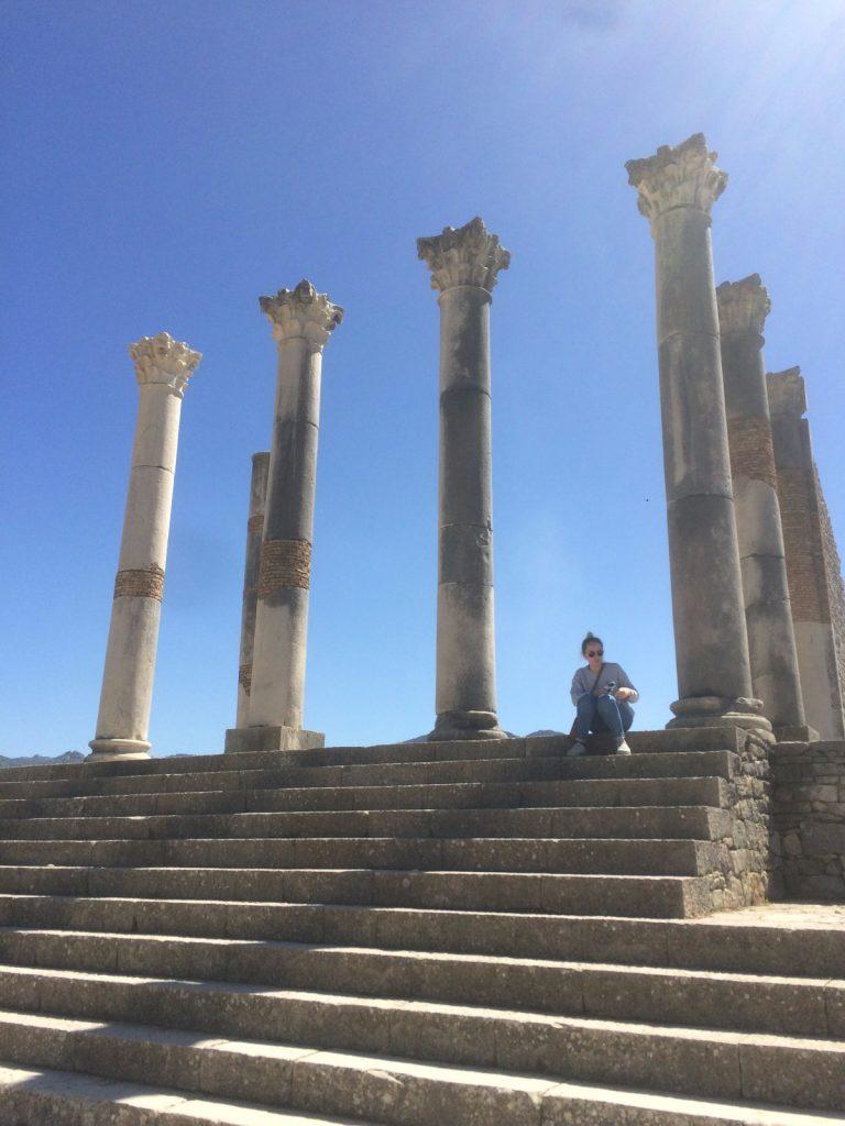 les-exploratrices-maroc-fes-volubilis-archeologie