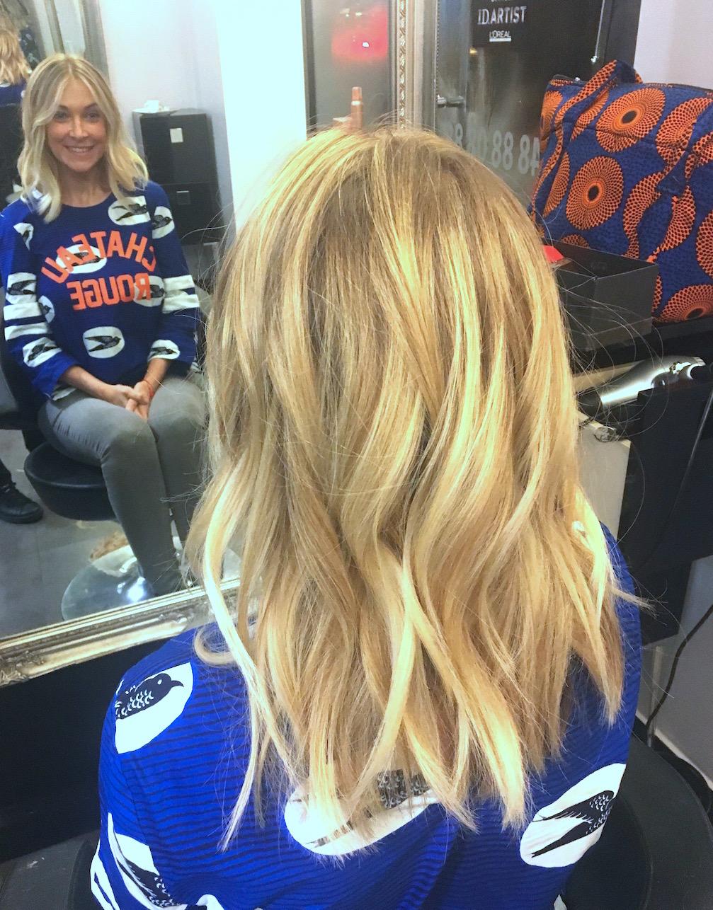 Couper ses cheveux au loft by denis