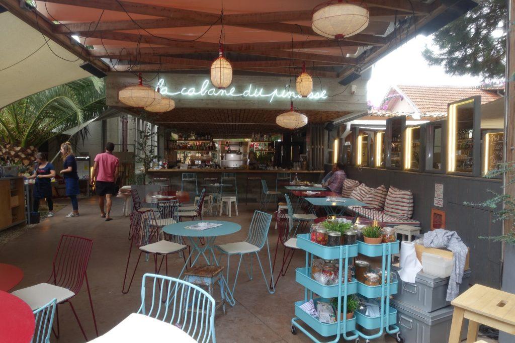 la cabane du pinasse au Cap Ferret