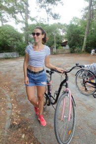 faire du vélo au cap ferret