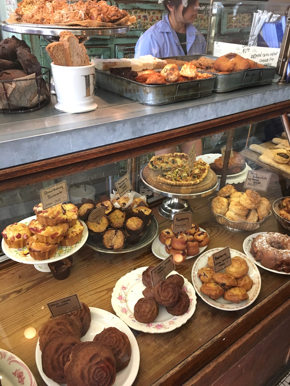 visiter brooklyn et déjeuner chez bakeri