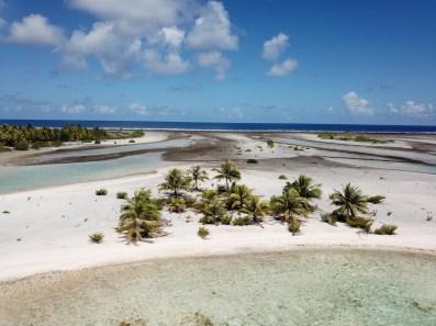 Tikehau dans l'archipel des Tuamotus
