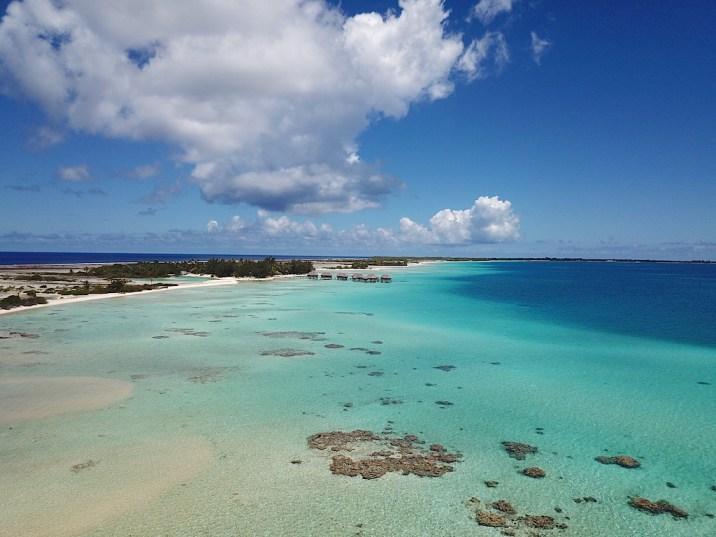 l'archipel des tuamotus