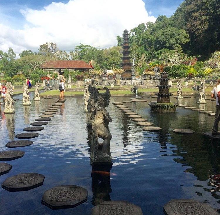 tirta gangga parmi les visites incontournables à bali