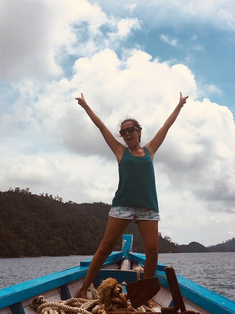 partir en surftrip en Indonésie
