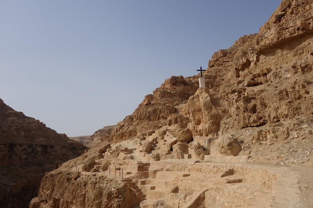 photo 14 sentieur wadi qelt