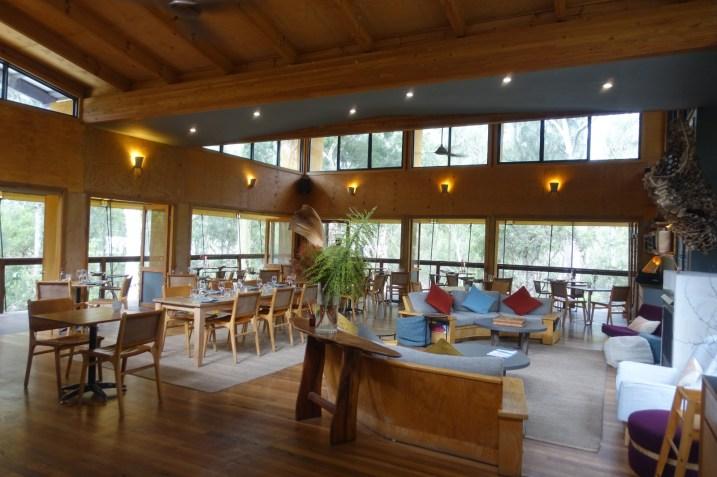 australie-sydney-jervis-bay-paperbark-camp-the-gunyah-restaurant-salle