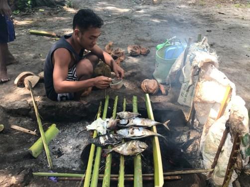 indonesie-karimunjawa-snorkeling-barbecue-plage