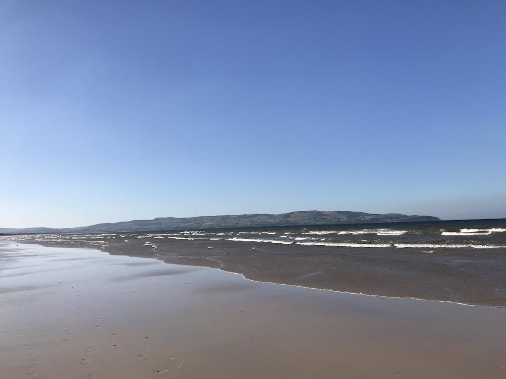 Benone-beach