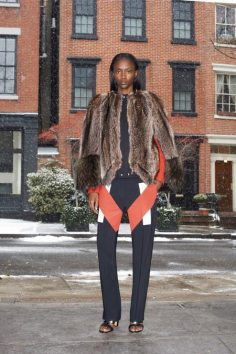 GIVENCHY PRE-FALL 2014 - LOOK12