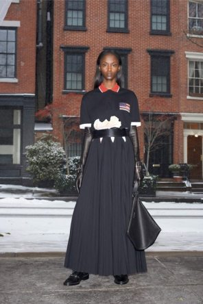 GIVENCHY PRE-FALL 2014 - LOOK13