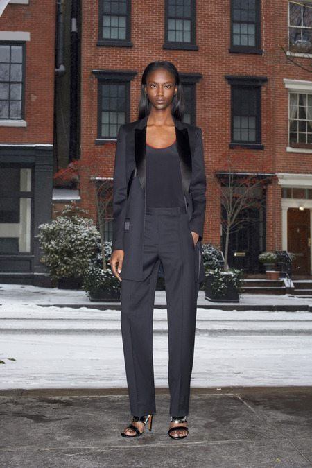 GIVENCHYPRE-FALL 2014 - LOOK16