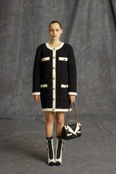 MOSCHINO PRE-FALL 2014 - LOOK1
