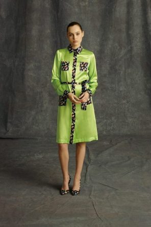 MOSCHINO PRE-FALL 2014 - LOOK18