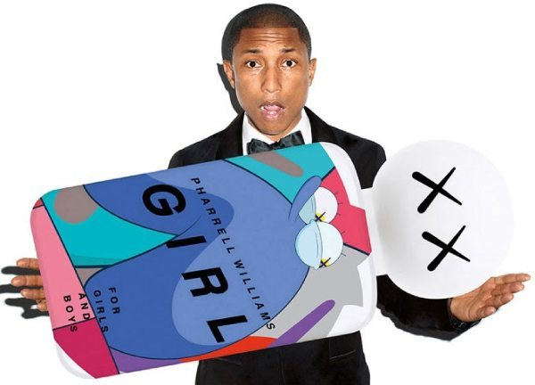 COMME DES GARÇONS & PHARRELL WILLIAMS NEW FRAGRANCE