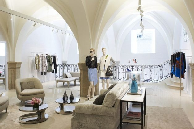 CHRISTIAN DIOR STORE IN FLORENCE 1
