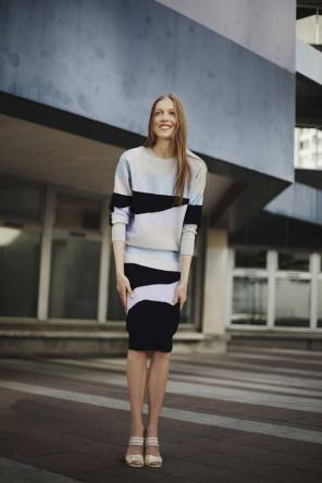 SONIA BY SONIA RYKIEL RESORT 2015 - LOOK 16
