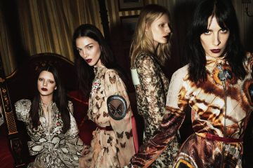 GIVENCHY FALL 2014 AD CAMPAIGN 1