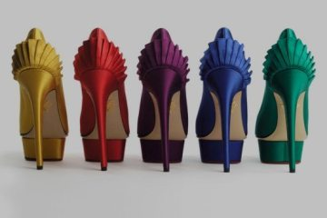 CHARLOTTE OLYMPIA MADE IN ITALY FILM
