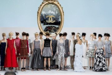CHANEL FALL 2014 HAUTE COUTURE