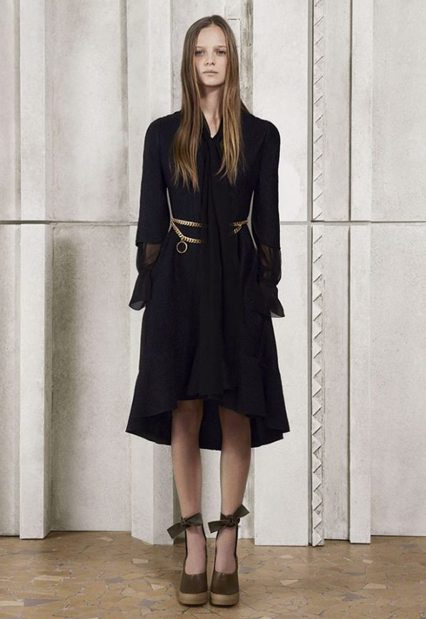 CHLOE FALL 2014 COLLECTION - LOOK 38
